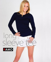 Womens Long Sleeve T-Shirts