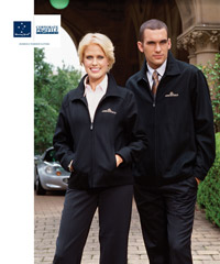 Winning Spirit: Melton Wool Blend Jackets
