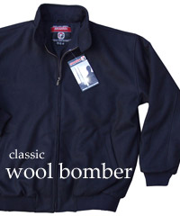 Wool Bomber Jackets