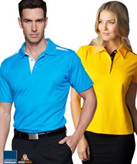 Paterson Polo Shirts are recommended for Business