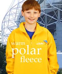Polar Fleece Pullovers for Kids