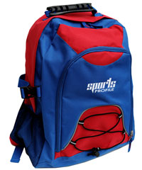 Students Royal and Red Backpacks