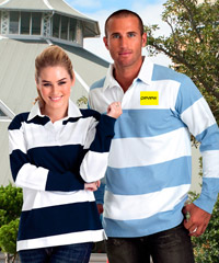Cotton Rugby Tops