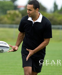 Rugby Jerseys-Short Sleeve Jerseys in Black/white, Navy/white