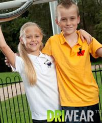 School Sports Polo Shirts