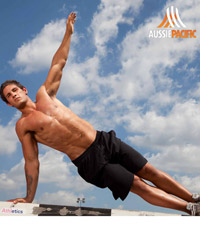 Aussie Pacific Training Shorts