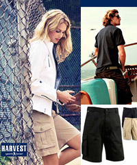 Harvest International: Womens Shorts