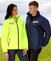Biz Collection Spinnaker Rainwear Jacket