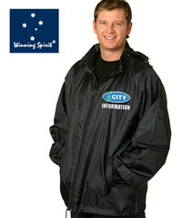 Winning Spirit Rain Jackets