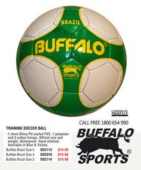 Training Soccer Ball-Brazil Size 5