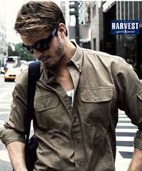 Harvest Sportswear Tremont Cotton Shirts