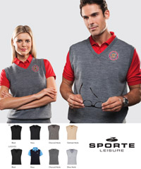 Merino Wool Club Vests by Sporte Leisure