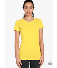 Canary Yellow T-Shirts: Fashion Tees