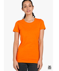 Ojay Orange T-Shirts: Ojay Orange Fashion Tees