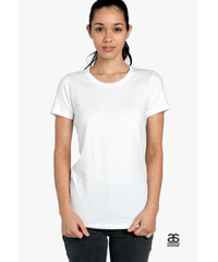 White T-Shirts: White Fashion Tees