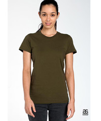 Army Green T-Shirts: Army Green Fashion Tees
