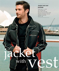 Walsh Bay Jacket with Vest