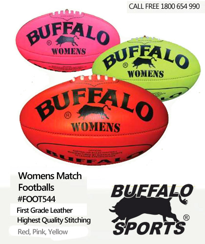 Womens Aussie Rules Football For Football Clubs and Schools