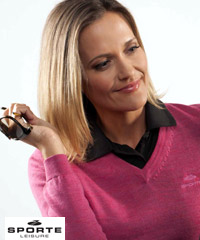 Womens Merino Wool Club Jumpers by Sporte Leisure