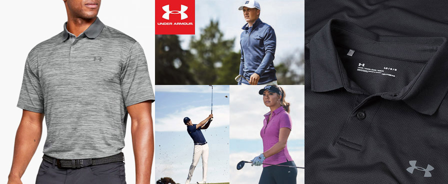 Under Armour Polo with Logo Service for Corporate and Clubs FreeCall 1800 654 990
