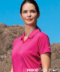 c2dc829be9 ... Nike Golf Corporate Polo Shirt Mens Dri Fit #363807 and Womens V-Neck  Johnny ...